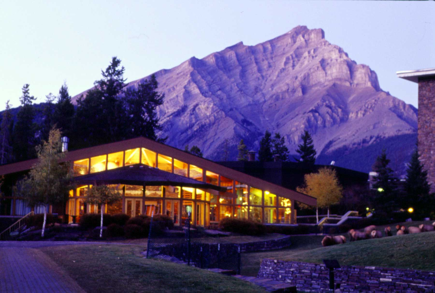 Emerging Writers Intensive at the Banff Centre